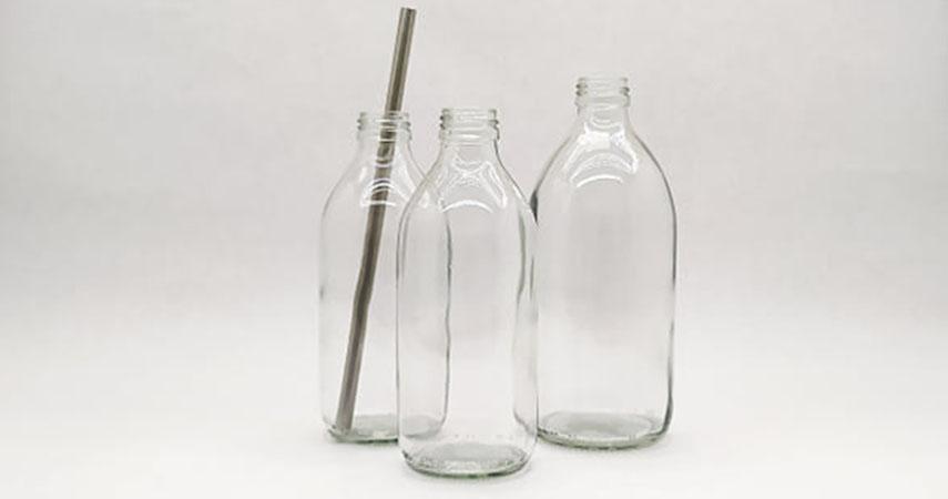 Prečo nápoje zo sklenenej fľaše chutia lepšie ako zplastovej